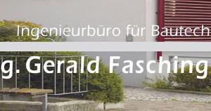 Ingenieurbüro Gerald Faschinger